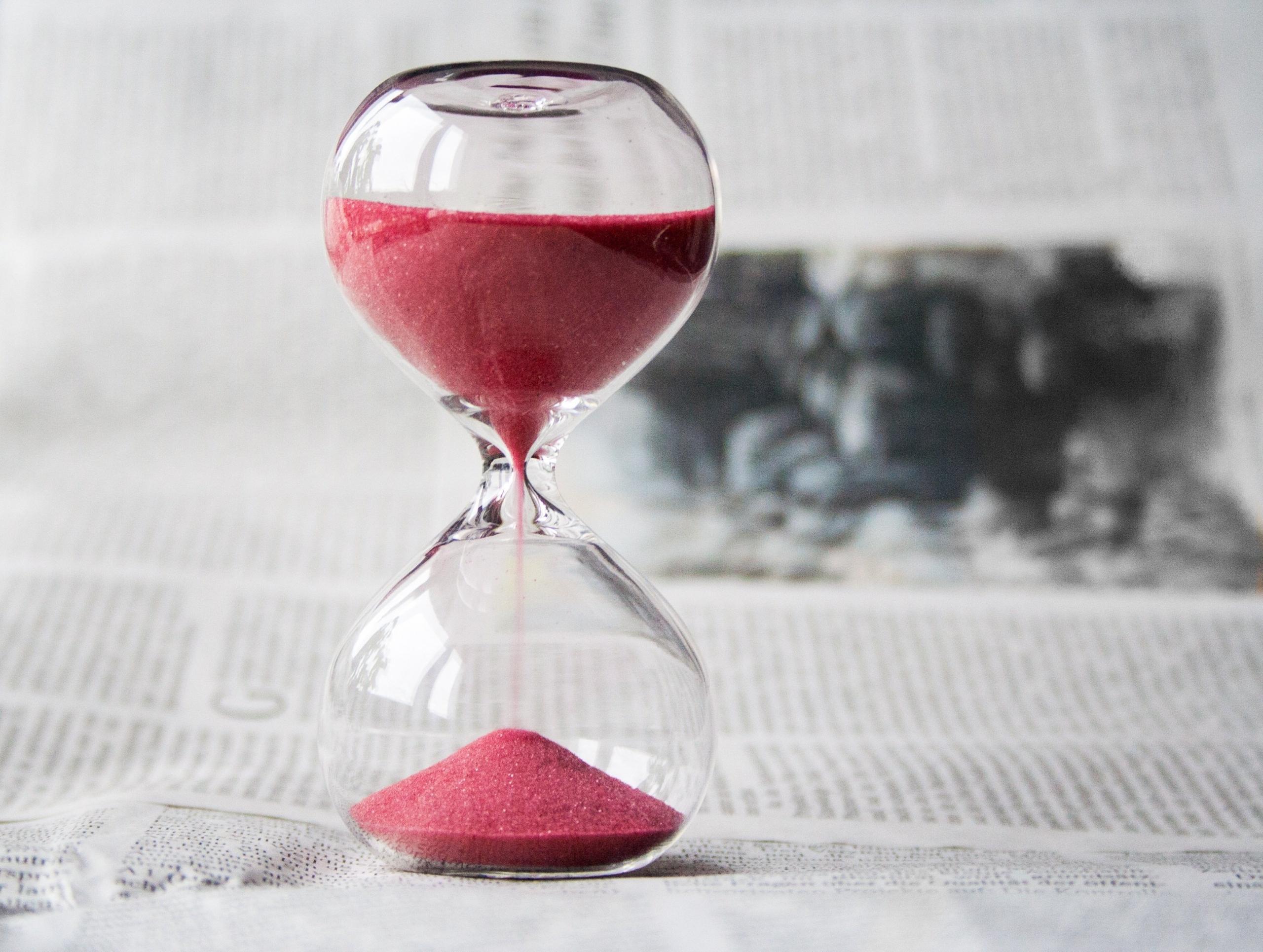 Overheid, neem de tijd